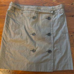 Women's ANN TAYLOR LOFT skirt 8P